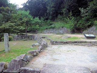 史跡安土城跡