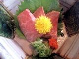 レストラン千成亭懐石風ランチ近江牛ローストビーフ