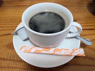 喰うたりや食後のコーヒー
