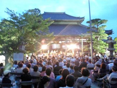 たかさご万灯祭2013十輪寺
