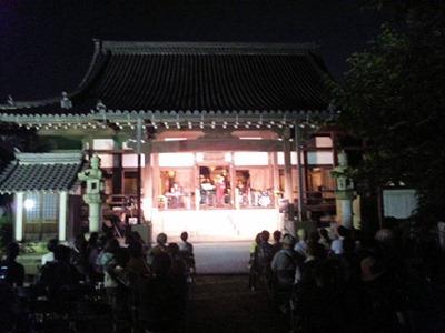 たかさご万灯祭2013善立寺