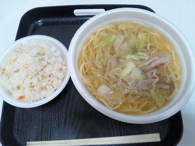 福岡清美食堂門司港ちゃんら~セット