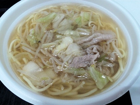 福岡清美食堂門司港ちゃんらー