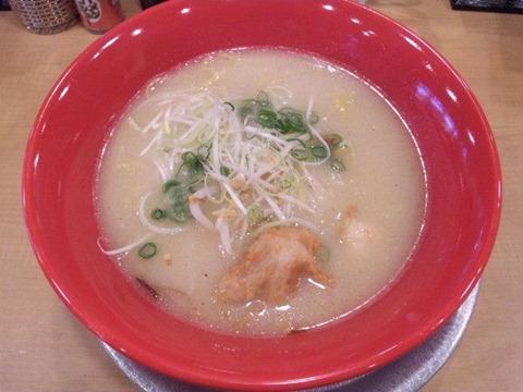 鶏麺ぺこりとろり細麺