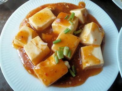 四川風味中華料理蜀香園日替り定食