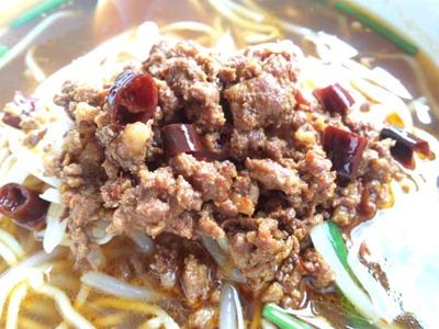 台湾料理豊源ラーメンセットの台湾ラーメン