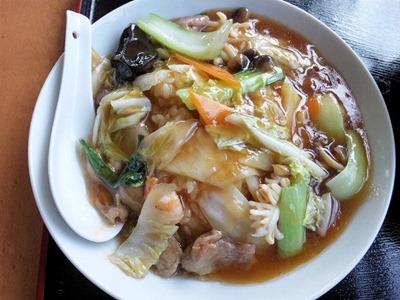 台湾料理豊源ラーメンセットの中華飯
