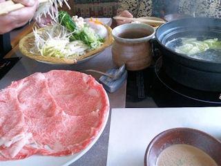 木曽路しゃぶしゃぶ祭り和牛特撰霜降肉