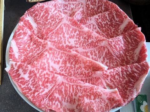 木曽路しゃぶしゃぶ祭り和牛霜降肉