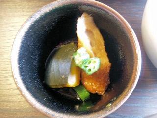 トコトコ日替りランチの小鉢