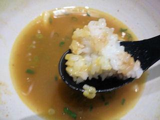 麺茶屋玉家農林漁業祭ランチセットのとり玉天丼