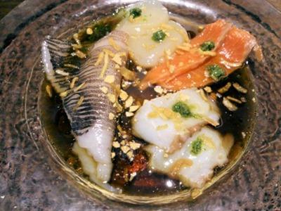 KICHIRIオマール海老の鬼殻焼コース/旬鮮海の幸づくしカルパッチョ