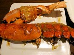 KICHIRIオマール海老の鬼殻焼コース/オマール海老の鬼殻焼き