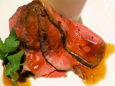 KICHIRIオマール海老の鬼殻焼コース/特製ローストビーフトリュフのソース