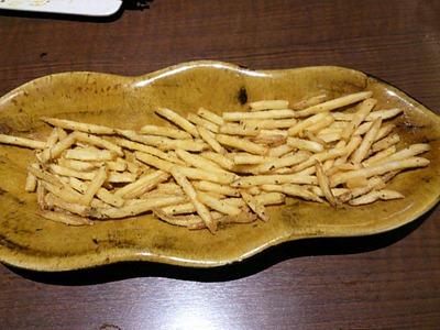 KICHIRIオマール海老の鬼殻焼コース/Crispyフライドポテトバター醤油