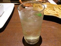 KICHIRIオマール海老の鬼殻焼コース/ドリンク