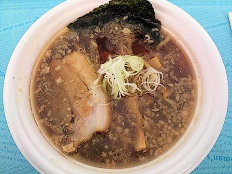 ラーメン凪新宿煮干ラーメン