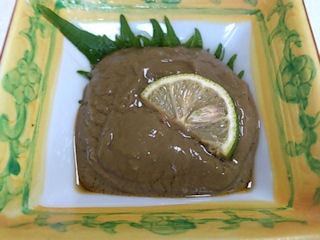 魚亭やつか/かにすきの蟹味噌
