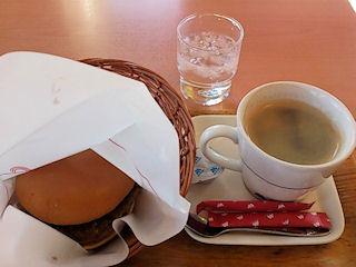 モスバーガー朝モス/ハンバーガードリンクセット