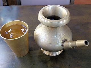 インド・ネパール料理パシュパティお水