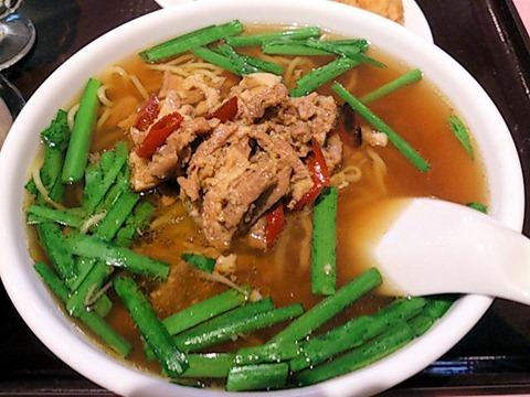 本格中華料理第一楼台湾ラーメンセット