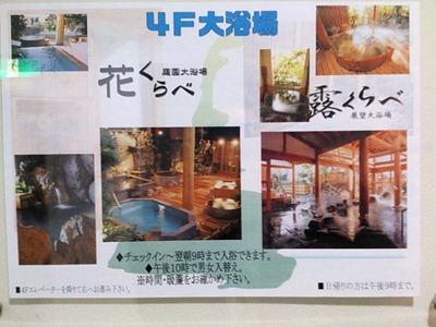湯めぐりの宿 松の家 花泉露天風呂