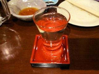 月の庵明石店宴会飲み放題の日本酒