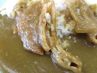 廣家カツカレー定食