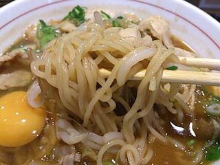 麺屋肉八名物肉そば(ライト級)