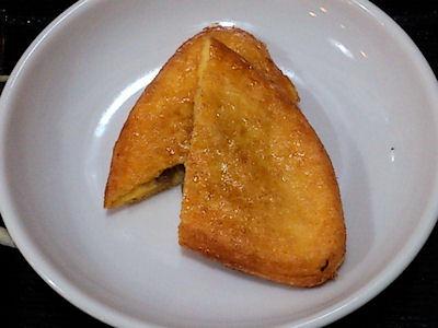 台湾料理金香どう日替りランチの一品