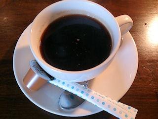 焼肉酒場BANG食後のサービスのコーヒー