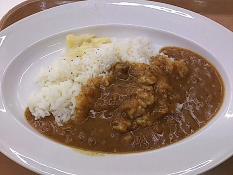 第二神明道路明石SA神戸食堂上等カレー