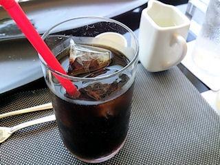 ダイニング&バー キーウエスト/マリーコースのアイスコーヒー