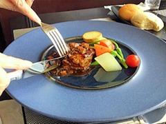 ダイニング&バー キーウエスト/ローズコースの牛フィレ肉グリル