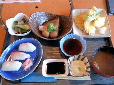 海鮮レストラン魚魚/鯛御膳