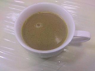 【帯広】カウベルハウス鉄板牛ステーキのマッシュスープ