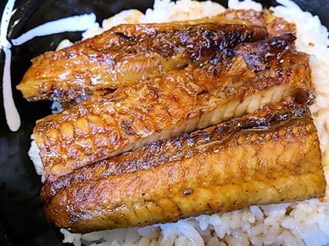 吉野家鰻丼並盛
