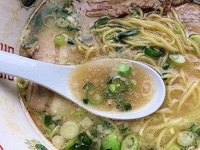 中華そばいせや極濃鶏白湯ラーメン