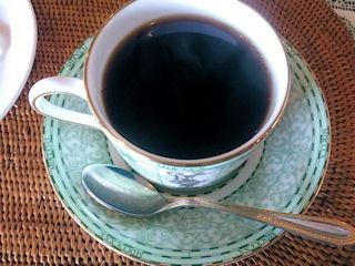 Ship Shape Bコース/食後のコーヒー