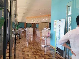 神戸学院レストランジョリポー
