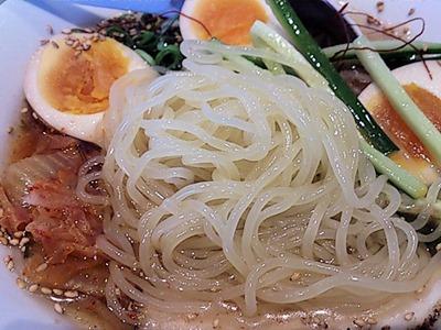 丸源ラーメン盛岡冷麺