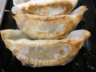 ガンガングビグビ本舗餃子食べ比べ盛り