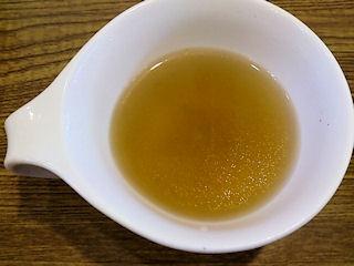ビッグボーイ東加古川店スープ