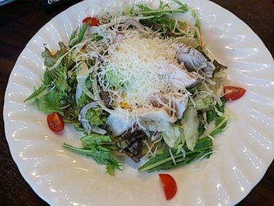 海鮮中華厨房 張家/シーザーサラダ
