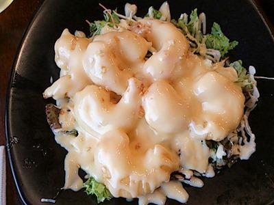 海鮮中華厨房 張家/海老のマヨネーズソース和え
