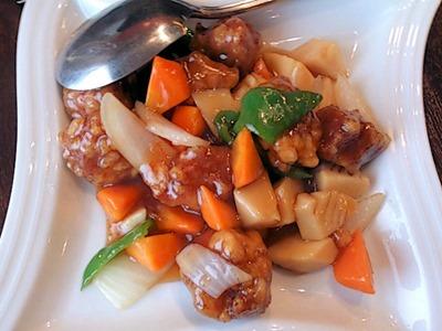 海鮮中華厨房 張家/北京閣伝統の酢豚