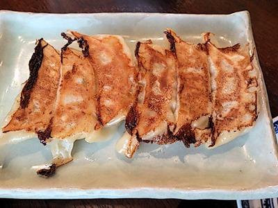 海鮮中華厨房 張家/手包み焼餃子