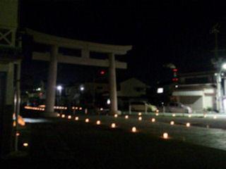 たかさご万灯祭2014高砂神社