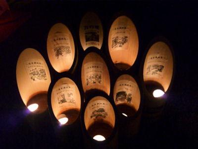 たかさご万灯祭2014高砂神社境内