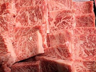 バーベキュー大会2014秋サーロインステーキのお肉